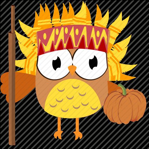 512x512 Autumn, Cartoon, Decoration, Fall, Owl Icon Icon Search Engine