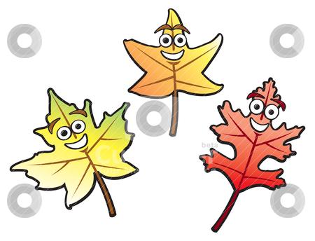 450x344 Falling Leaves Cartoon Clipart