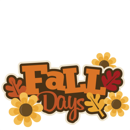 432x432 Fall Birthday Clipart Kid