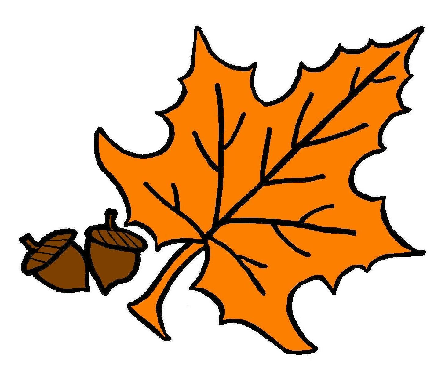 1457x1222 Hd Leaves Clip Art Free Tree With Fall Design