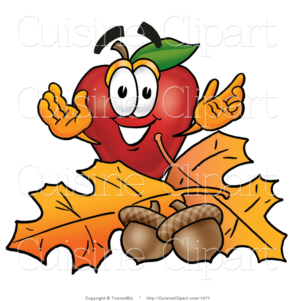 1024x1044 Cuisine Clipart Of A Nutritious And Outdoorsy Red Apple Character