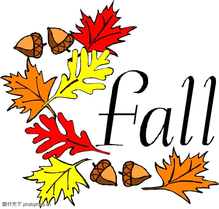 720x688 First Day Of Fall Clipart Clipartfest