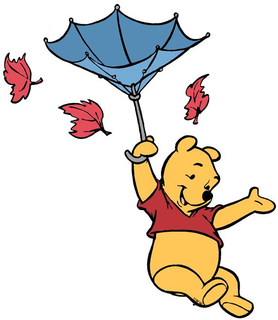 572x659 Winnie The Pooh Fall Clip Art Cliparts