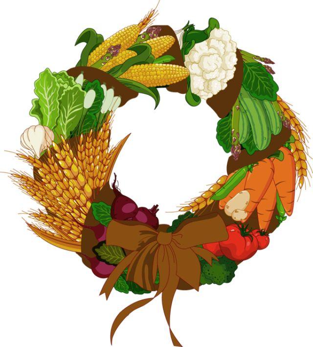 Fall Corn Clipart