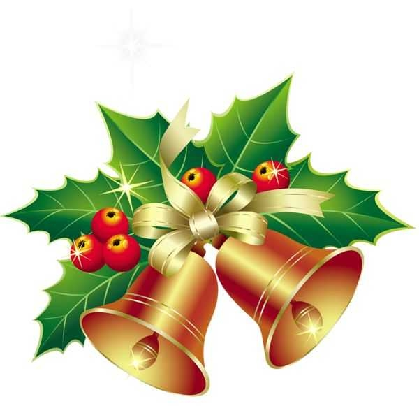 600x581 Top 10 Christmas Decorations Clip Art