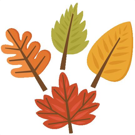 432x432 Fall Leaf Set Svg Cutting Files For Scrapbooking Fall Svg Cut