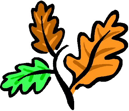 421x364 Leaves Fall Leaf Clip Art Outline Free Clipart Images Clipartcow