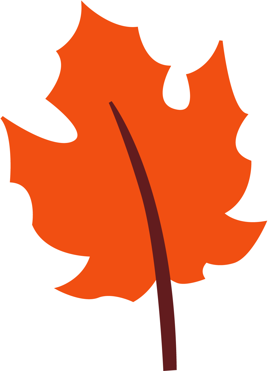 1092x1508 Free Fall Leaves Clip Art