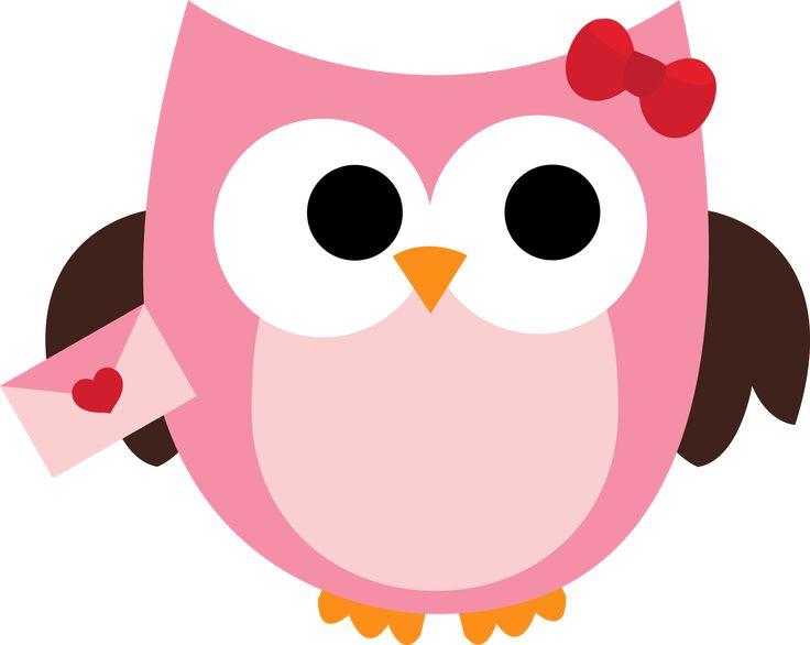 736x586 Cute Owl Clipart