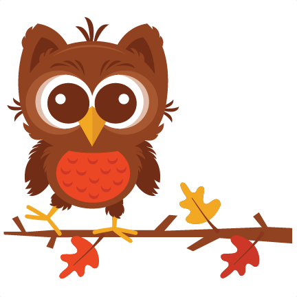 432x432 Fall Owl Svg Scrapbook Cut File Cute Clipart Files For Silhouette