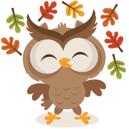 432x432 Falling Clipart Owls