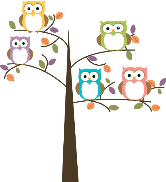 571x625 7 Best Owl Clip Art Images Owl, Brow And Search
