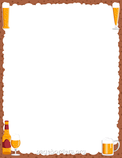 470x608 Free Page Borders And Frames