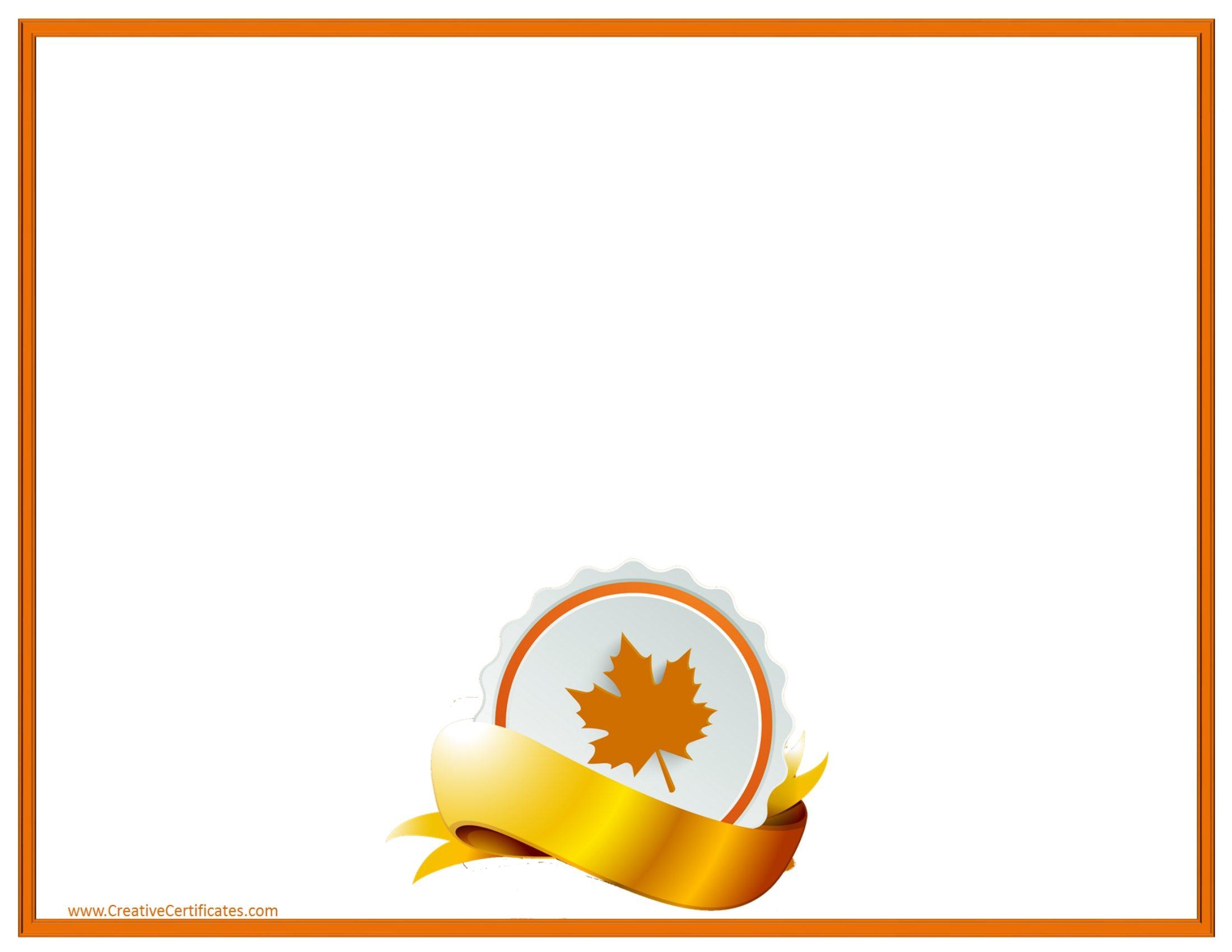 2200x1700 Free Thanksgiving Border Templates