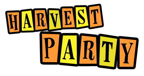 468x247 Fall Party Clipart