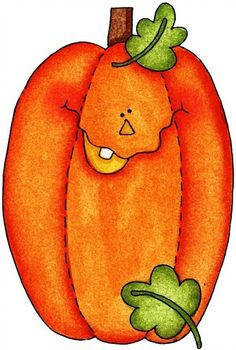 236x350 Fall Pumpkin Clip Art Pumpkins At Harvest Color Clipart