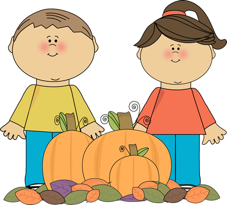 450x406 Fall Pumpkin Clipart