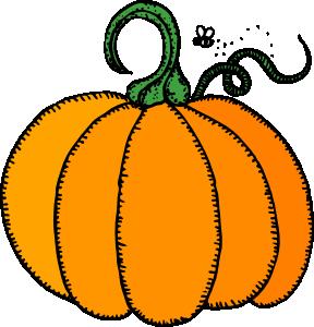 288x300 Pumpkin Clip Art