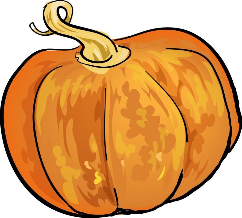 775x697 Pumpkin Template Clipart