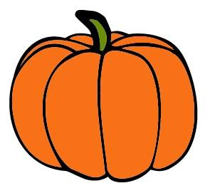 295x271 Pumpkin Clipart