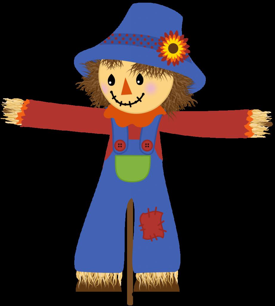 922x1024 Scarecrow Clipart 4
