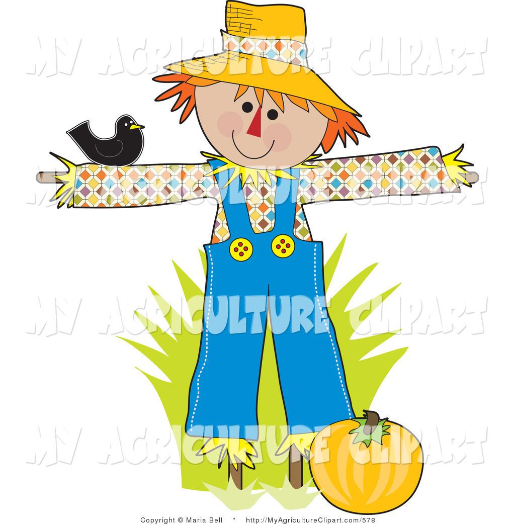 1024x1044 Scarecrow Clipart Happy