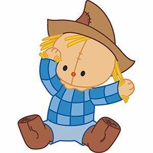 300x300 Scarecrow Clipart Scarecrow Clip Art Image 3