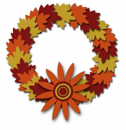 520x533 38 Best Fall Clipart Images Pictures, Color