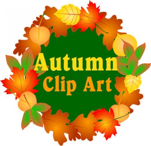 520x504 Autumn Clip Art