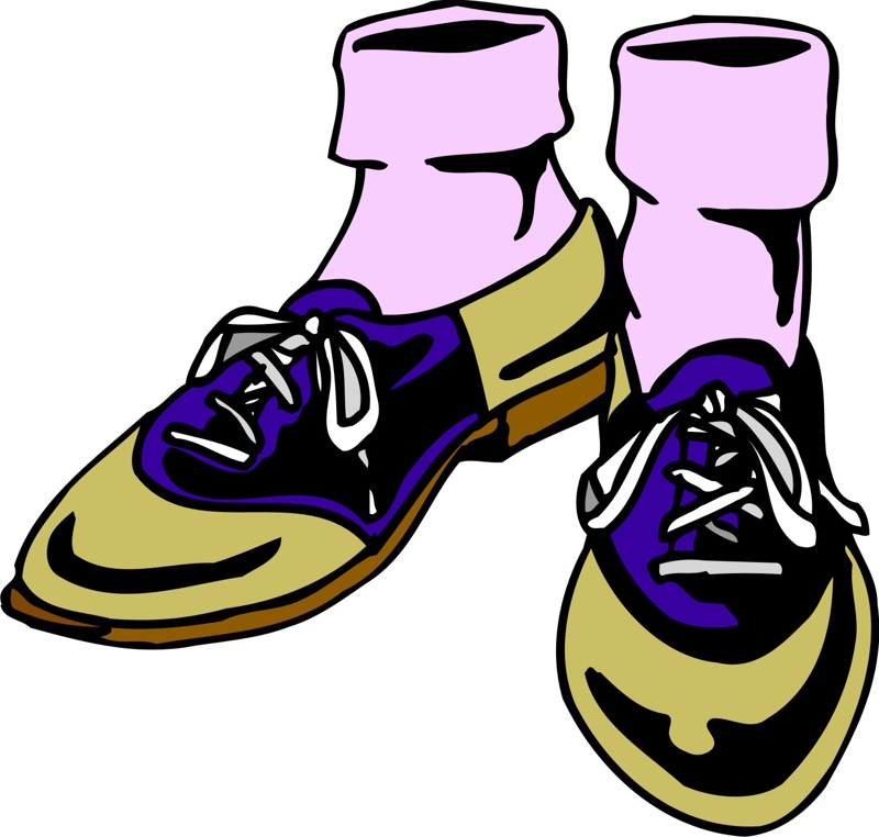 800x762 Shoe Clipart Shoe Sock