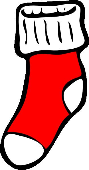 312x594 Sock Clip Art