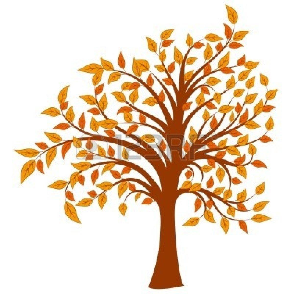 1200x1200 Fall Trees Clipart