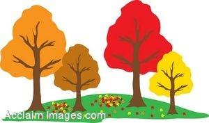 300x177 Top 100 Autumn Tree Clip Art
