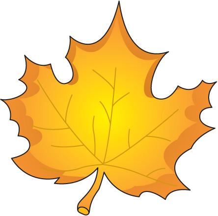 444x440 Top 83 Fall Leaf Clip Art