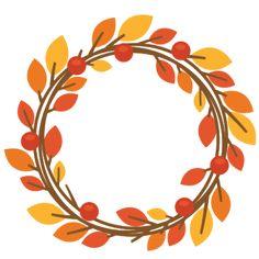 236x236 Fall Wreath