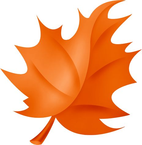 Falling Leaves Clipart