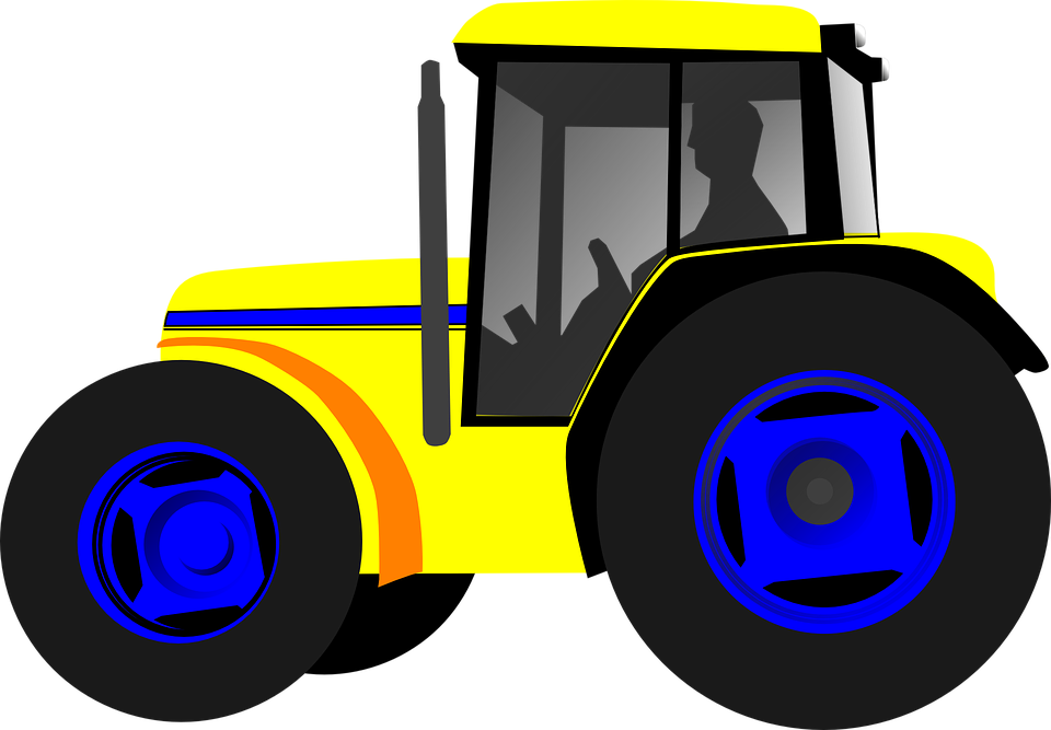960x667 Tractor Clipart Fame