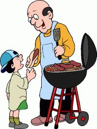 200x266 Barbeque Clip Art