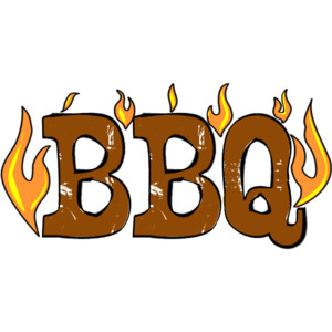 300x300 Church Clipart Barbecue