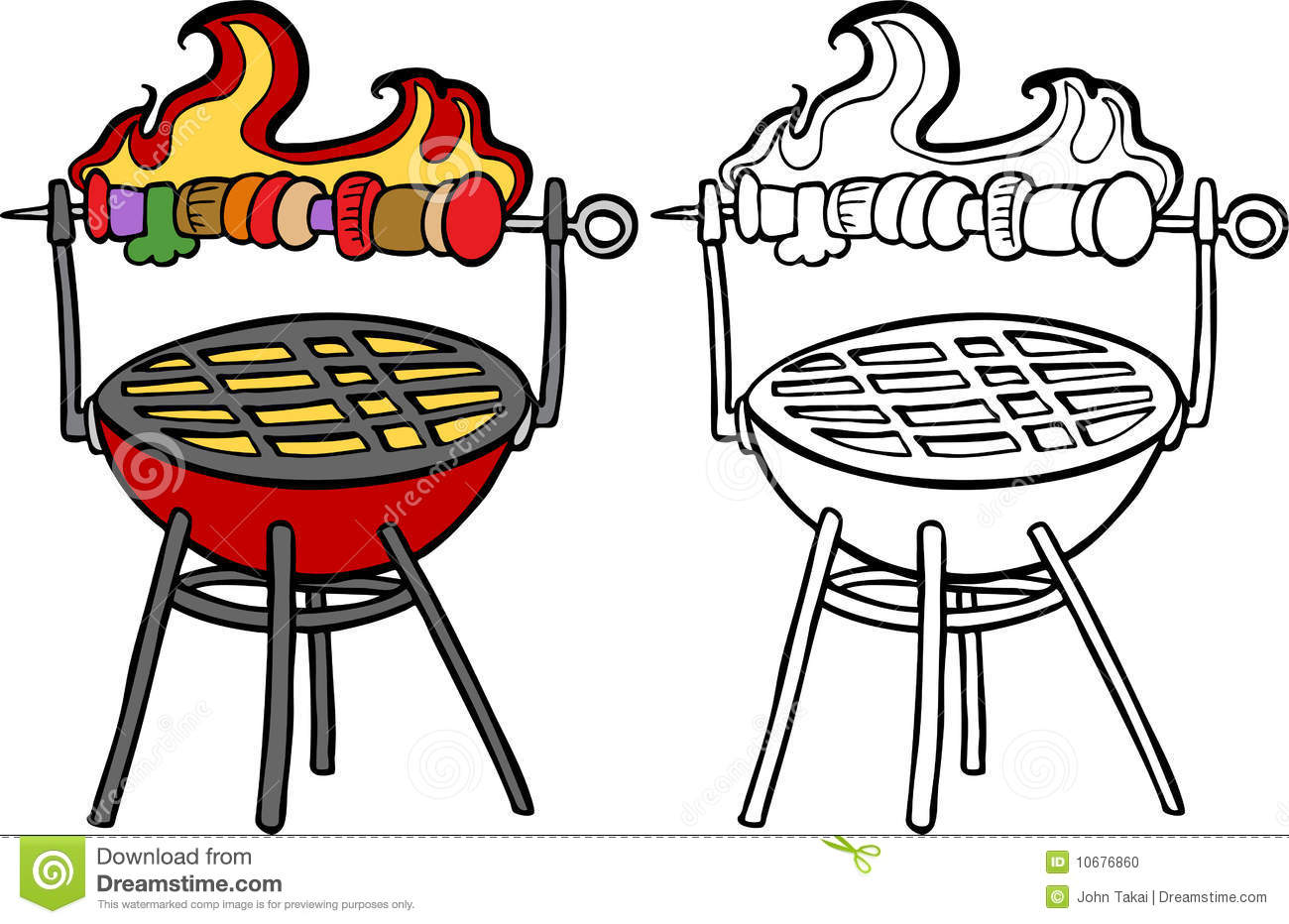 1300x932 Free Bbq Party Clipart