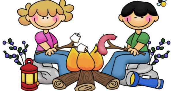 600x315 Campfire Clipart Family Camping