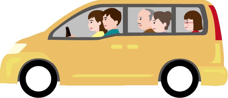 789x339 Car Clipart Family Car