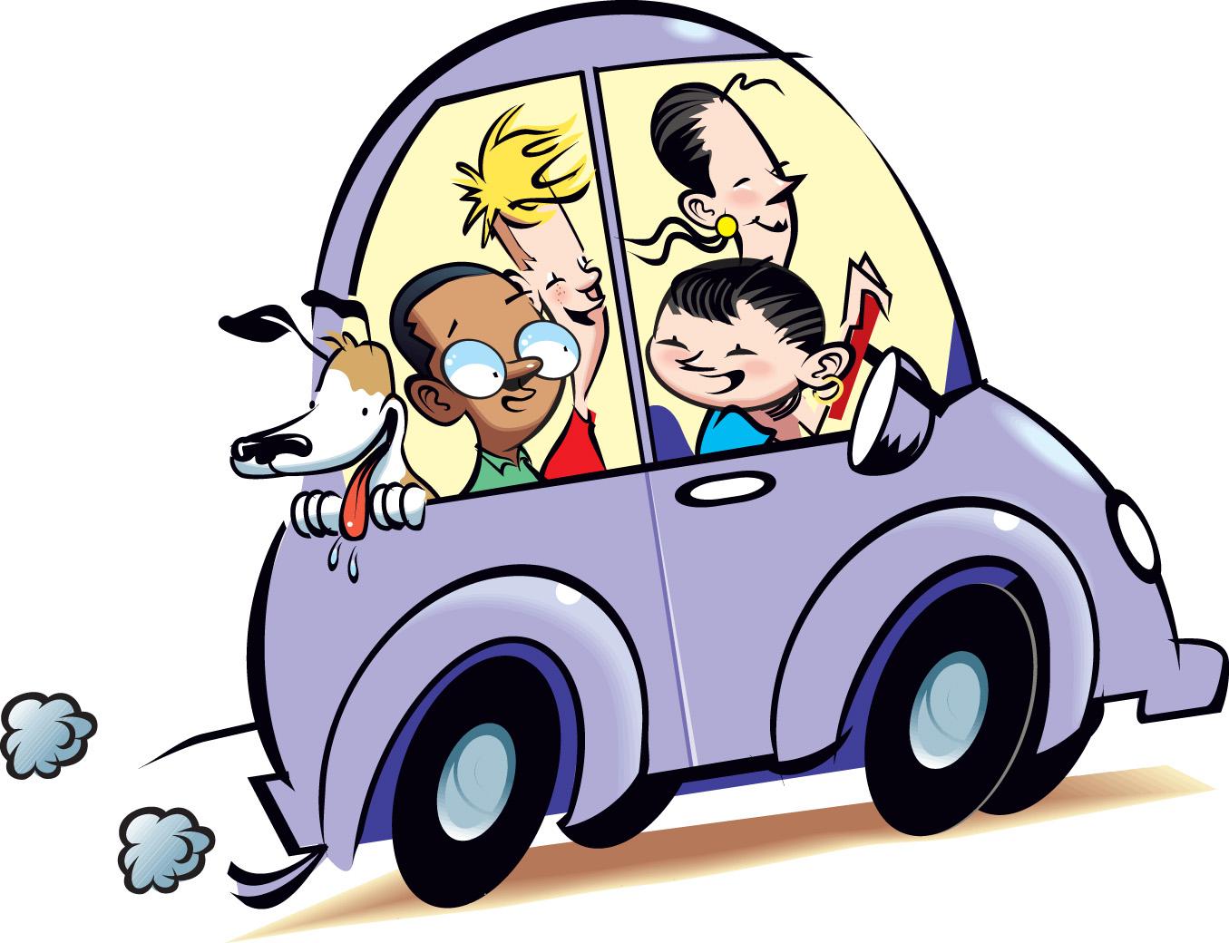 1355x1040 Vehicle Clipart Family Car