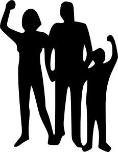 231x297 Family Clip Art Free Powerpoint Templates Clip Art