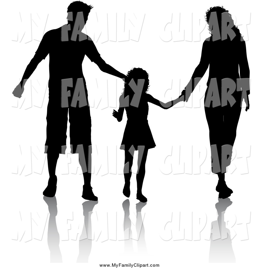 1024x1044 Royalty Free Black And White Stock Family Designs