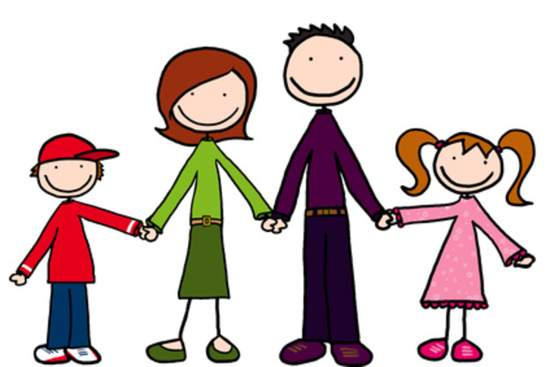 550x367 Asian Clipart Family 4