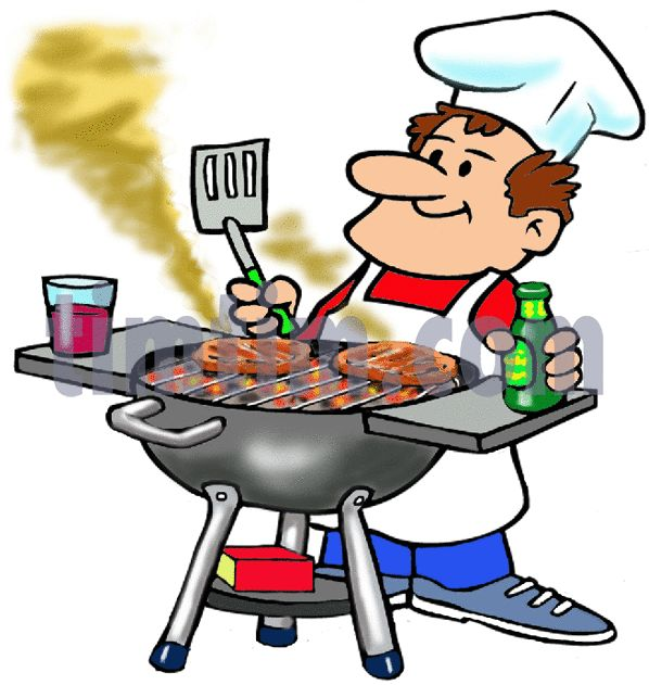 598x631 Grill Kitchen Clipart, Explore Pictures