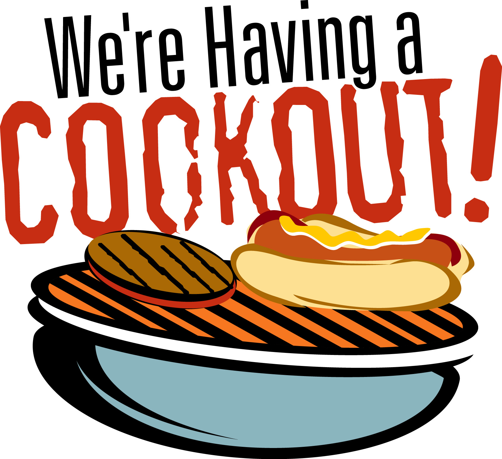 1688x1544 Barbecue Clipart Family Cookout
