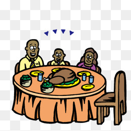 260x261 Family Dinner, Dining Table, Father, Mom Png Image For Free Download