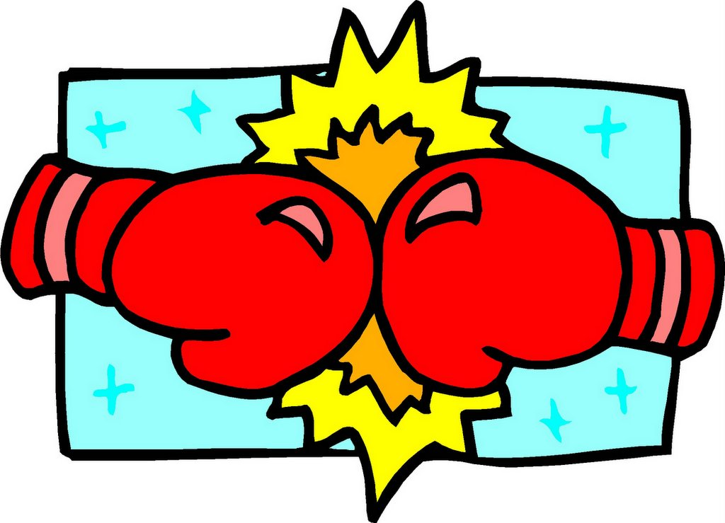 1024x739 Boxer Clipart Feud